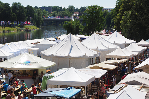 festival event marquees