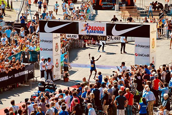 finish line run