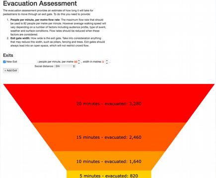 Evacuation Assessment