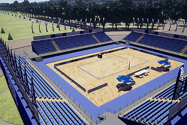 paris 2020 court