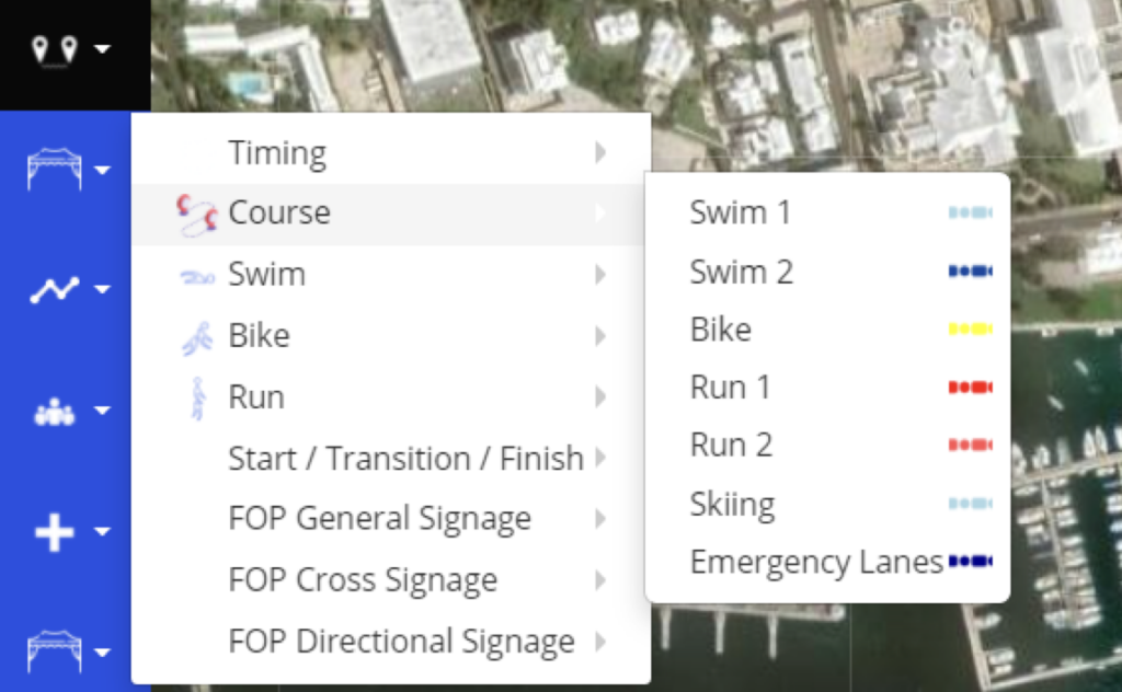 OnePlan for Triathlons course planning