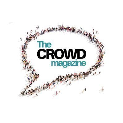 The Crowd Magazine logo