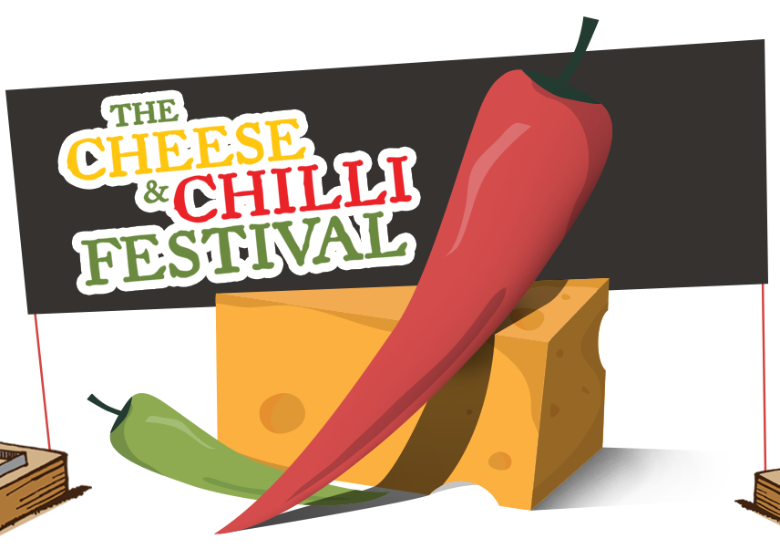 Cheese and Chilli Festival logo