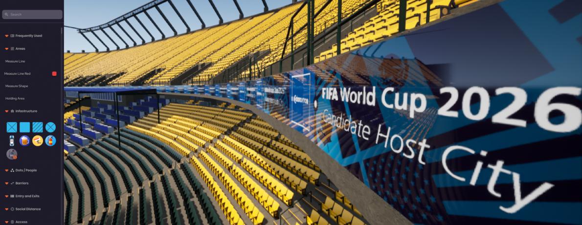 EN Commonwealth Stadium signage